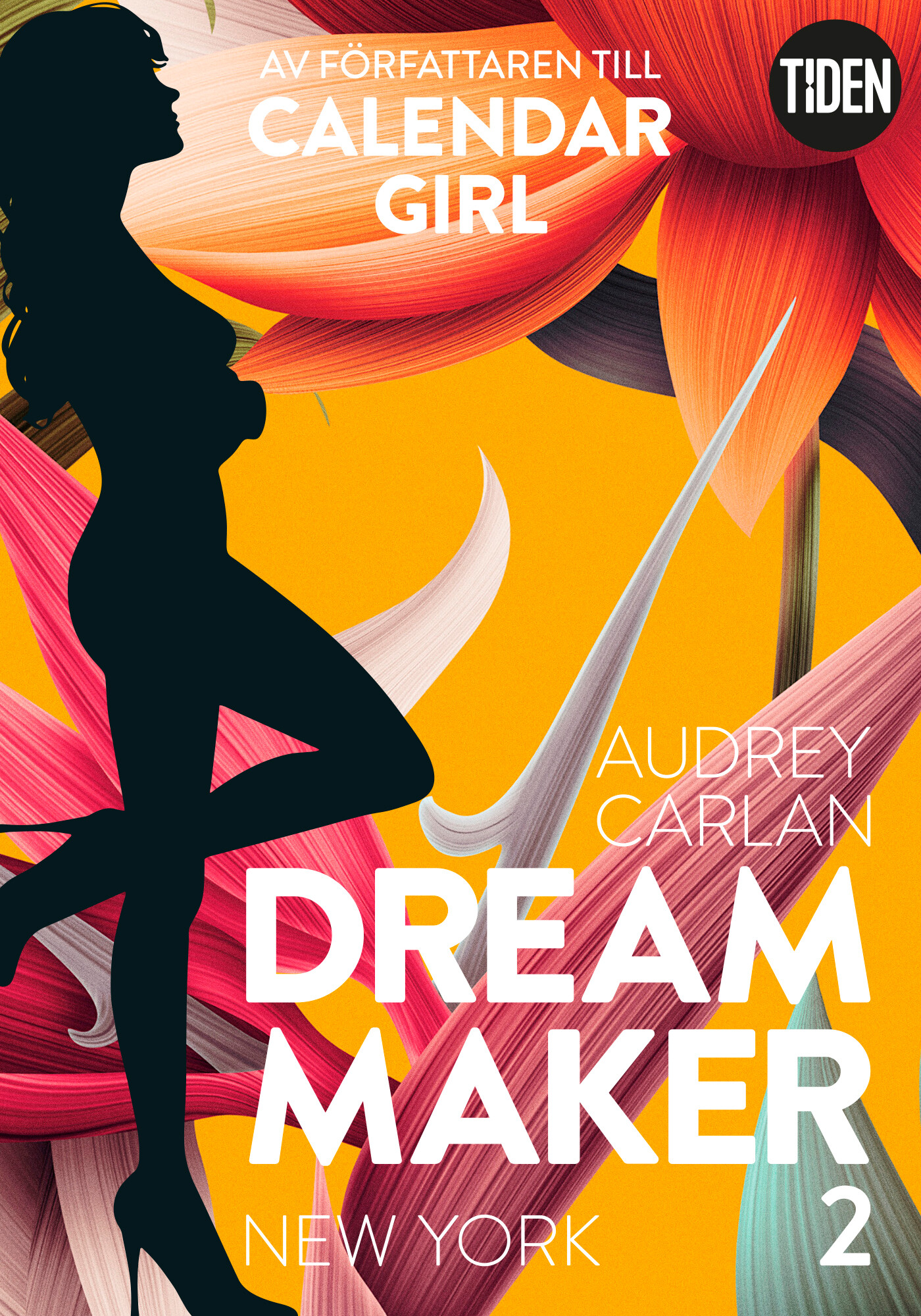 Omslagsbild: Dream Maker - Del 2: New York