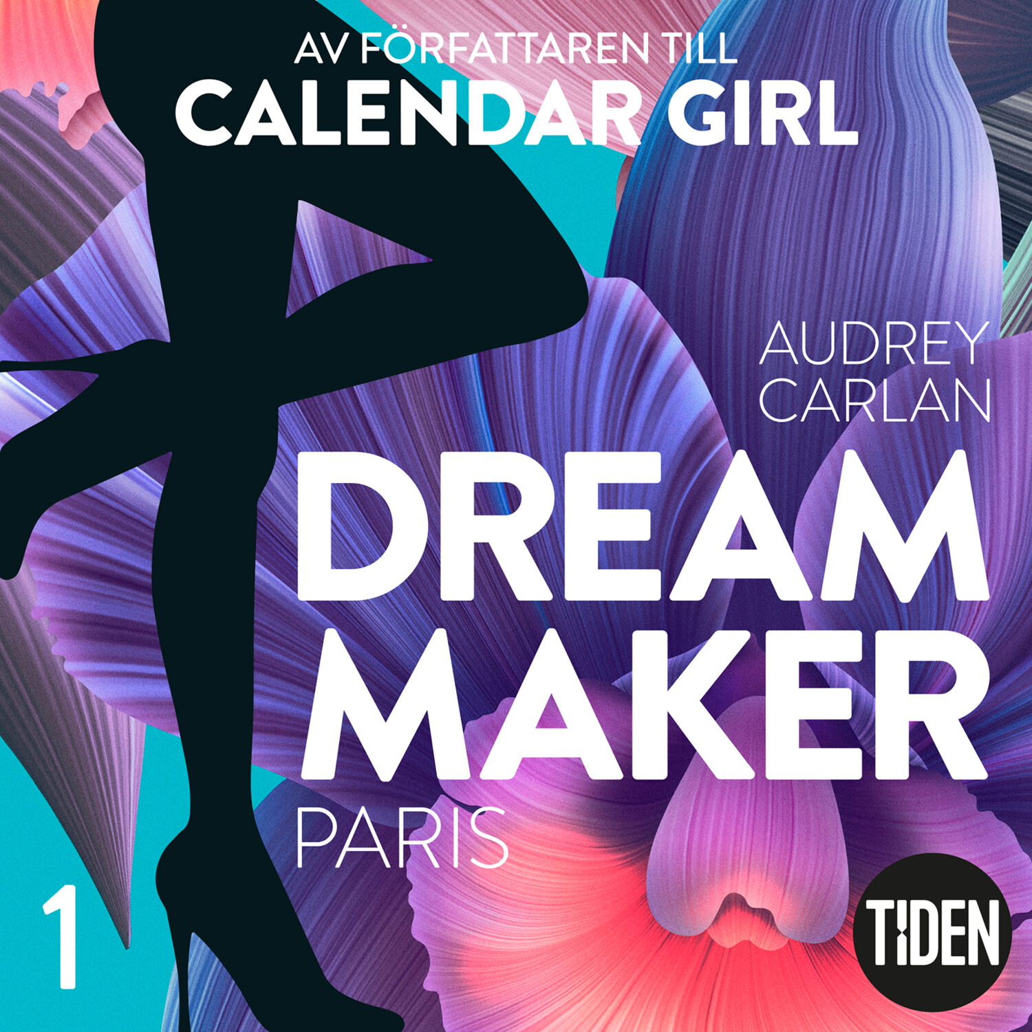 Omslagsbild: Dream Maker - Del 1: Paris
