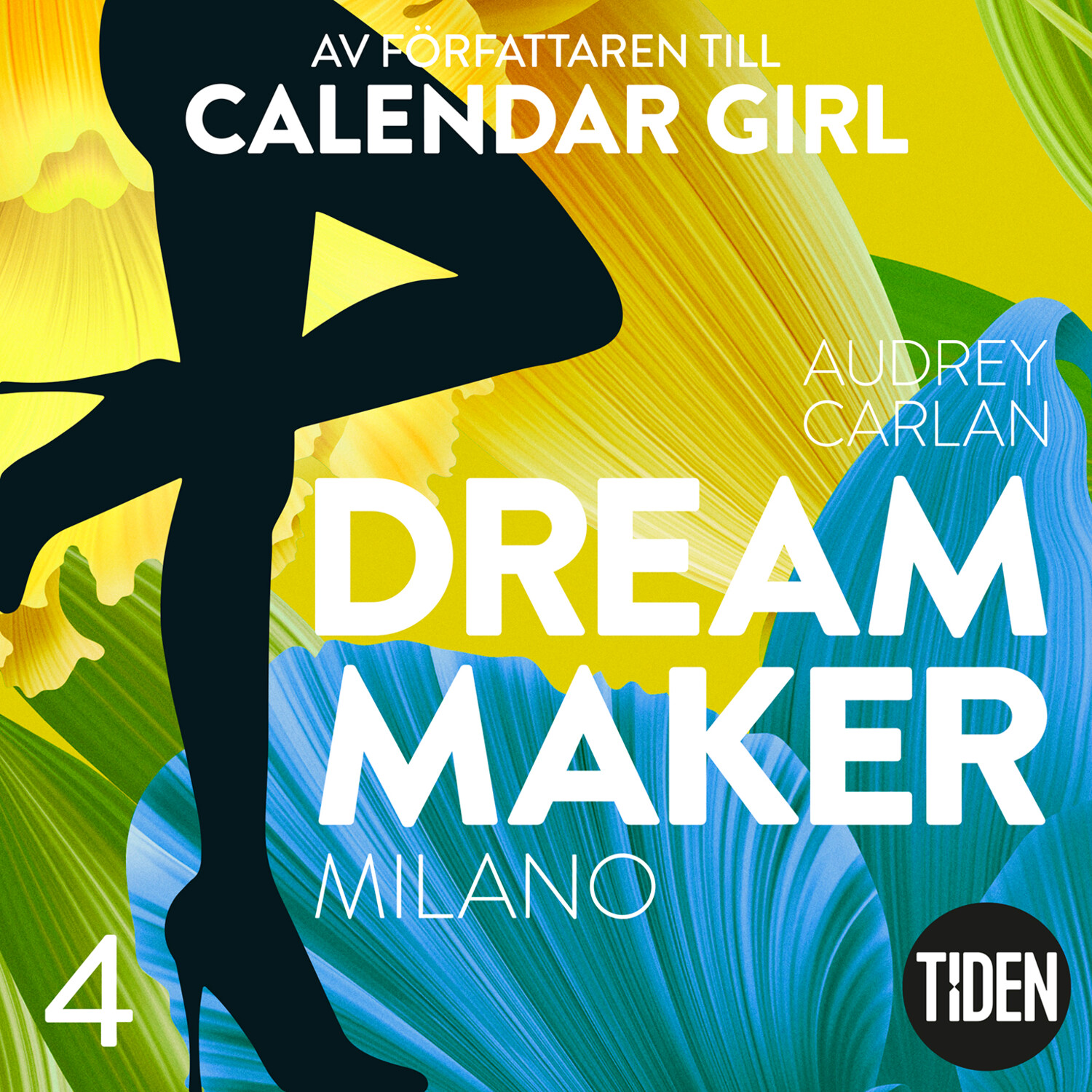 Omslagsbild: Dream Maker - Del 4: Milano