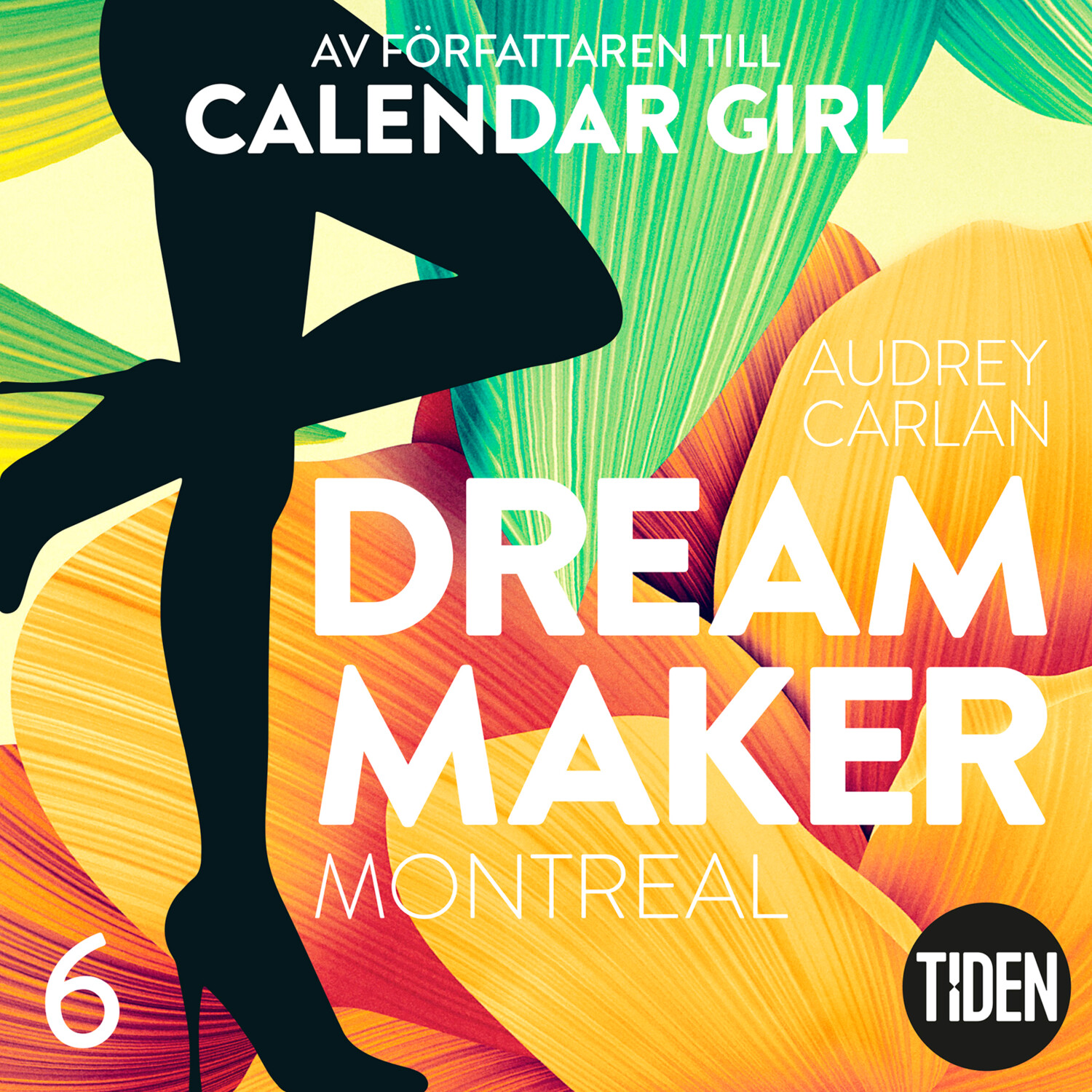 Omslagsbild: Dream Maker - Del 6: Montreal