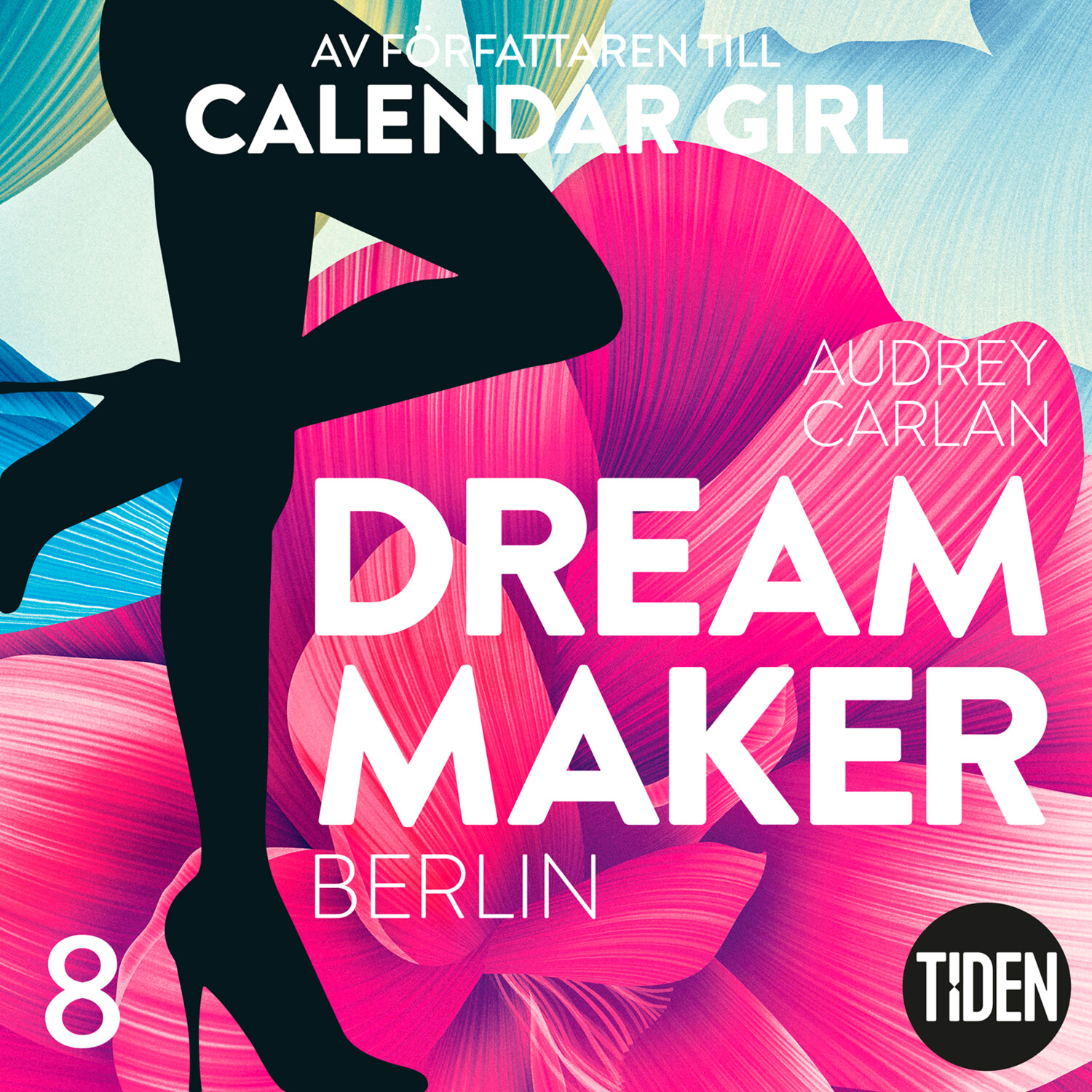 Omslagsbild: Dream Maker - Del 8: Berlin