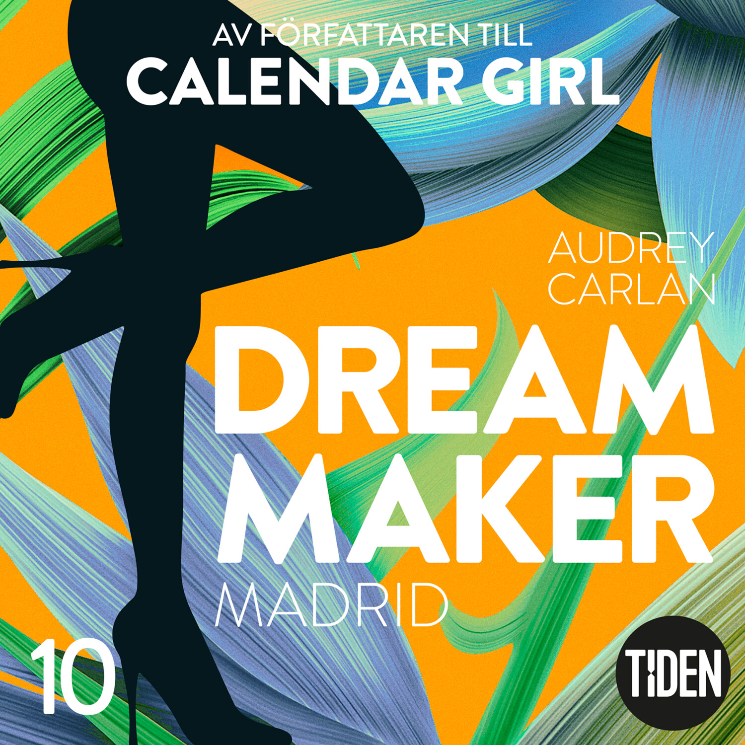 Omslagsbild: Dream Maker - Del 10: Madrid