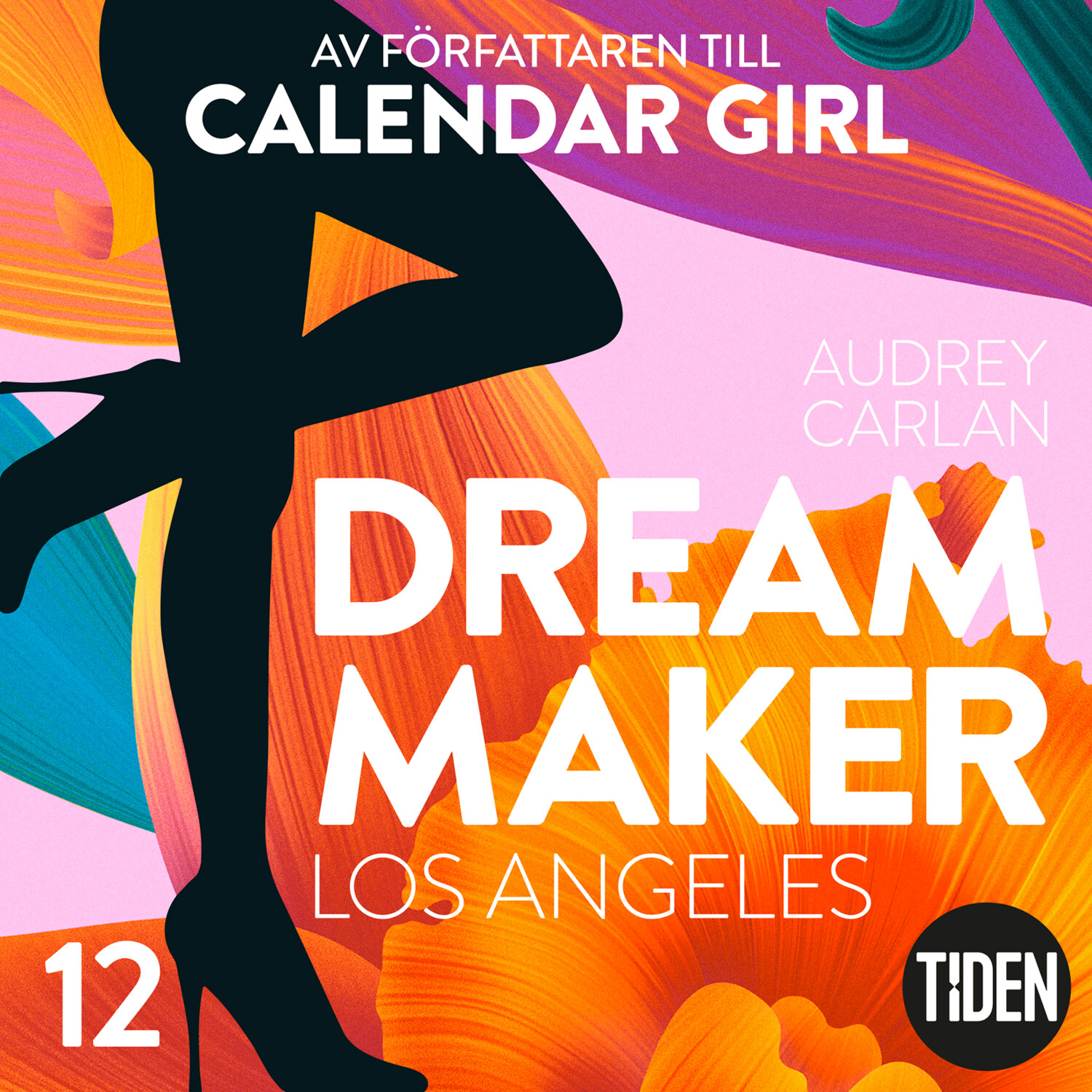 Omslagsbild: Dream Maker - Del 12: Los Angeles